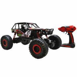 1/10 Scale 2.4Ghz 4 Wheel Drive Rock Crawler Radio Remote Co