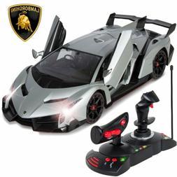 1/14 Scale RC Lamborghini Veneno Gravity Sensor Radio Remote