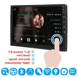 "10.1"" 16GB Android 8.1 Quad Core Car Stereo Radio MP5 Player"