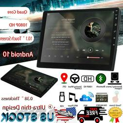 10 1 android 10 car radio stereo