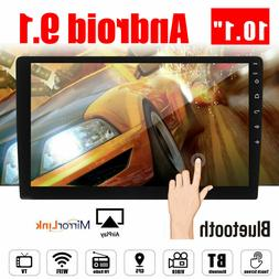 "10.1"" Android 9.1 Double 2Din Car Stereo Radio GPS Wifi OBD2"
