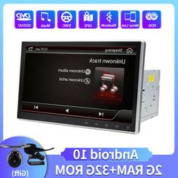 10.1inch Android 10.0 Car DVD Stereo 2 DIN GPS Navi WIFI 4G