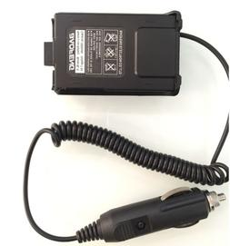 12V Car Charger Radio Battery Eliminator For Baofeng BF-UV5R