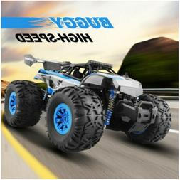 2.4G RC Car Radio Control 1/18 Monstertruck Fast Racing Off-