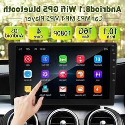 """2 Din 7"""" Bluetooth Car MP3 MP5 GPS Player 1080P Touch Screen"""