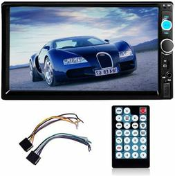 Polarlander 2 DIN 7 Inch LCD Touch Screen Car Radio Player S