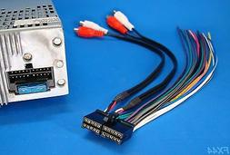 XO Vision 20-PIN RADIO WIRE HARNESS STEREO POWER PLUG BACK C