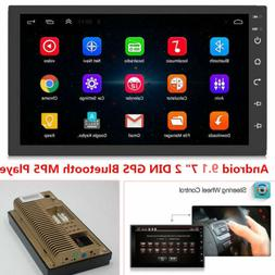 2DIN Android 8.1 Car Radio GPS Navigation Audio Stereo Car M