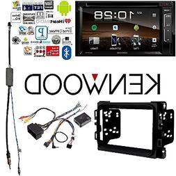 "Kenwood 2Din DDX25BT 6.2"" Touchscreen Car DVD CD Stereo W Bl"