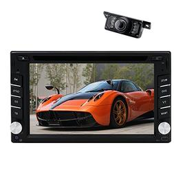 Hot sale 2din Wince 6.0 car dvd player With GPS Nav audio st
