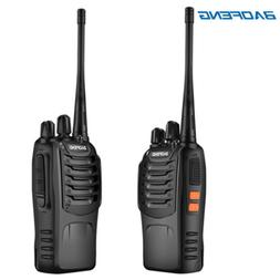 2X Baofeng BF-888S Two Way Radio Walkie Talkie