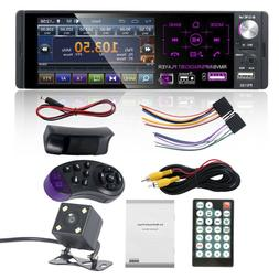"4.1"" 1 Din Touch Screen Wireless Stereo Car Radio MP5 Player"