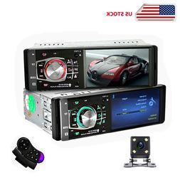4 1 car bluetooth in dash stereo