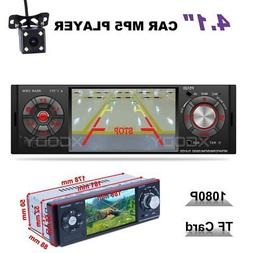 4.1 Car MP5 Player Radio Steering wheel control Bluetooth Re