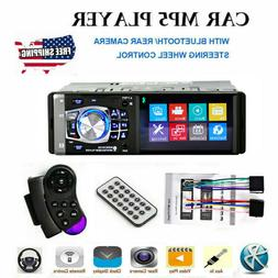 4.1 HD Single 1DIN Car Stereo Video MP5 Player Bluetooth FM