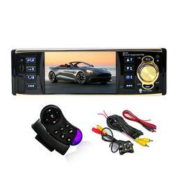 4.1 Inch Car Bluetooth MP5 Player Car Radio Stereo Reverse C