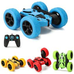 4WD Radio Control Electronic Rotating Vehicle Car Toy For Ki
