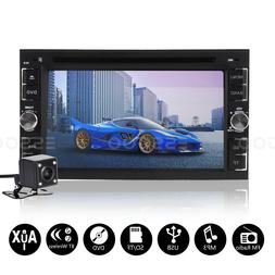 6.2'' Car DVD CD Player Radio Stereo In Dash Unit USB Touch