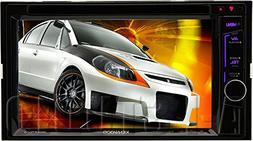 Kenwood 6.2 D.Din DVD Player w/Apple CarPlayBTHD