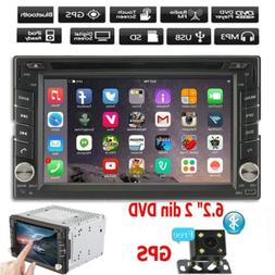 6.2 Inch Car DVD Player GPS Navigation MP5 Player Universal