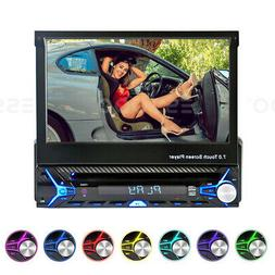 6.2Inch Car Stereo GPS Navigation Radio DVD Player BT Touch