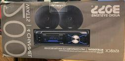 Boss Audio 656BCK Boss 508UAB CD/MP3 AM/FM Receiver With USB
