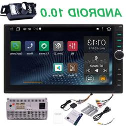 "7"" Android 10 Car Radio Stereo MP5 Player GPS Navi Double 2D"