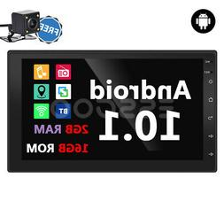 """7"""" Android 10 Car Stereo MP5 Player 2+16GB GPS NAVI WiFi 2 D"""