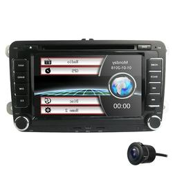 "7"" Car DVD Player Radio Stereo GPS Navi Unit for VW Golf MK5"