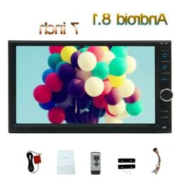 """6.2"""" Android OS Double 2 DIN Car Radio Stereo HD DVD Player"""