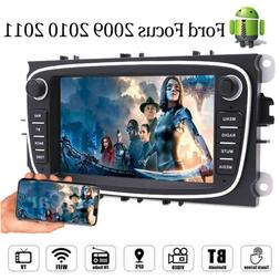 "7"" Smart Android 10.0 4G WiFi Double 2DIN Car Radio Stereo G"