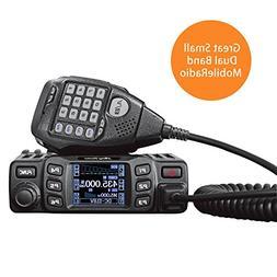 AnyTone AT-778UV Dual Band Transceiver Mobile Radio VHF/Uhf