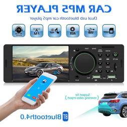 SWM 7805 Single DIN <font><b>Car</b></font> Stereo 4.1inch T