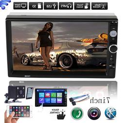 7inch touch screen car stereo mp5 player