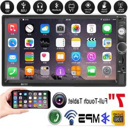 7inch Touch Screen Car Stereo MP5 Player Bluetooth Hands-fre