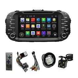 8'' TFT Touchscreen GPS Navigation for KIA SOUL 2014 2015 An