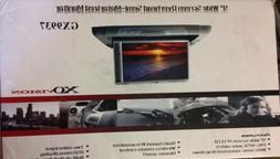 XO Vision 9inch Wide Screen Semi-Motorized Overhead Monitor