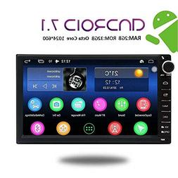 EinCar 7 Inch Car Stereo Android 7.1 2GB 32GB Head Unit Doub