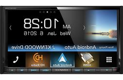 KENWOOD DDX9703S DDX9703 APPLE CAR PLAY / ANDROID AUTO /BT /