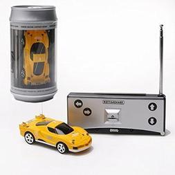 Mini 1:58 Coke Can RC Radio Remote Control Race Racing Car T
