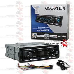 NEW KENWOOD KMM-BT518HD 1DIN CAR DIGITAL MEDIA STEREO W/ BLU