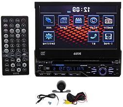 "Package: Boss BV9967B In-Dash 7"" Touchscreen TFT-LCD Car Fli"
