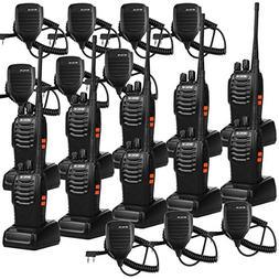 Retevis H-777 Walkie Talkie 16CH UHF 2 Way Radio Handheld Tw