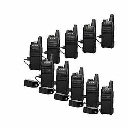 Retevis H-777 Walkie Talkies UHF Long Range Rechargeable 2 W