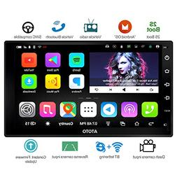 ATOTO A6 Universal 2 Din Android Car Navigation Stereo with
