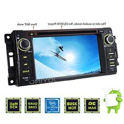 JOYING Android 6.0 Radio 2GB Car Stereo GPS Navigation Head