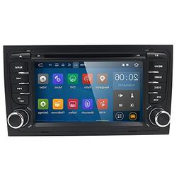 Android 7.1 Car GPS Stereo For Audi A4 S4 RS4 B6 B7 Seat Exe