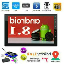 android 8 1 7 2din quad core