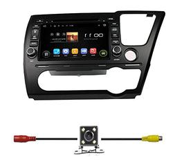 "BlueLotus® 8"" Android 5.1 Quad Core Car DVD GPS Navigation"