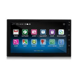 Android Car Player, LESHP Double 2DIN Android 5.1 Car Radio